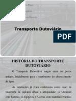 Transporte Dutoviário -seminario