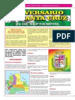 Aniversario Mágico de Santa Cruz de La Sierra