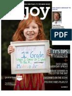 Enjoy Magazine Todd Martin