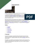 Rotación del inventario.doc