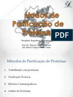 Purificacao de proteinas