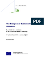 The European e-Business W@tch 2004/05