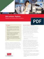 RSA EnVision Platform PCI Compliance