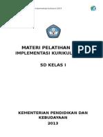 SD KELAS 1