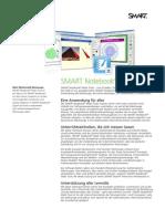 Factsheet SMART Notebook Math DE