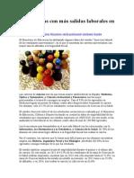 Las Carreras Con Más Salidas Laborales en España