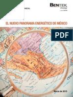 El Nuevo Panorama Energético de México