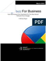 Google Buzz for Business