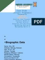 Case Study-Ectopic PN