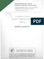 Course of Theoretical Physics, Volume 10 Physical Kinetics - Pergamon Press (1981)
