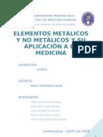 Metales y[1]..