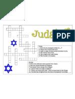 Judaism - Crossword Quiz