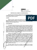 02456-2012-AA Despido de Embarazada en Periodo de Prueba