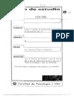 29. Celener. Los Mecanismos de Defensa y Las Tecnicas Proyectivas (1)
