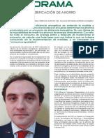 PANORAMA INTERNACIONAL DEL  AHORRO DE ENERGÍA.