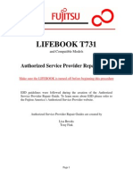 t731 Assembly Disassembly Guide