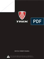 Trek 2010 Owners Manual