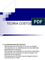 TEORIA COSTOS