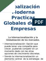 Globalizacion Moderna Practicas Globales de Las Empresas (1)