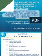 Mi Proyecto de Bachiller - Edgar Cruz - Diapositivas