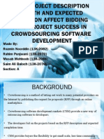 Crowdsourcing Software Markets