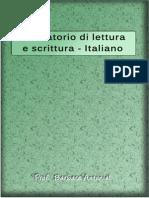 Laboratorio Di Lettura e Scrittura - Italiano