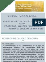 11 Modelacion de Calidad Del Agua