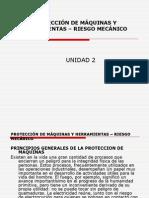 PROTECCIÓN DE MÁQUINAS Y HERRAMIENTAS
