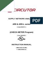 Ar5-Ar5l Check Meter Program Manual