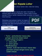 Tumor Kepala&Leher