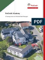 PCA Brochure