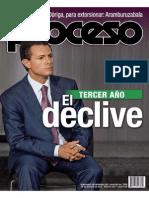 Revista Proceso 30 Agosto 2015