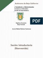 Sesión Introductoria (Desarrollo de Emprendedores)