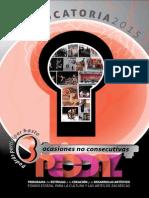 Convocatoria Pecdaz 2015