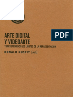 Arte Digital y Video Arte