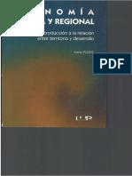 Economia Urbana y Regional