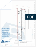 23 Placari Pentru Fatade Ventilate Detaliu Parapet La Montaj Vertical Cs 25992