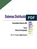 Introdução a disciplina de sistemas operacionais