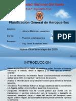 Planificación General de Aeropuertos - ABURTO MELENDEZ