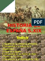 . presentacion de historia cortes de cadiz guerra de ind. y constitucion del 12