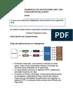 Documento Aplicaciones Mvc Con Codeigniter