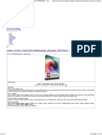 Adobe Creative Cloud 2014 Multilenguaje (Español) (WIN_MAC) - IntercambiosVirtuales