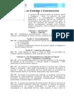 Modelo de Manual de Compras e Contratações para OS