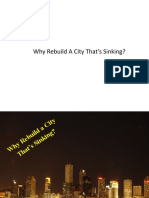 Why Save A City That's Sinking?