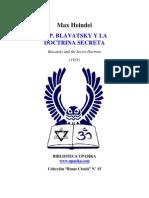 Max Heindel - Doctrina Secreta.pdf