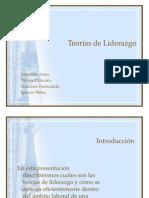 Teorías de Liderazgo.ppt