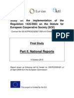 Sce Final Study Part II National Reports 8october2010-2