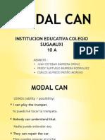 Exposicion Modal CAN