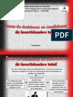 Decision Bajo Incertidumbre 2003