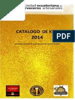 Catalogo de Kits 2014